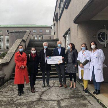 Brest. Un appartement pour les familles des enfants hospitalisés à Morvan