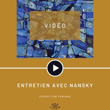 Vidéo : entretien exclusif avec Nansky pour Feminae
