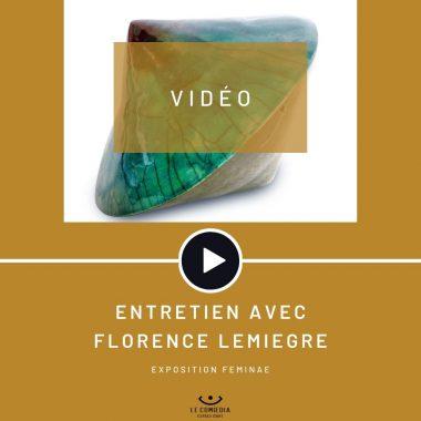 Vidéo : entretien exclusif avec Florence Lemiegre pour Feminae