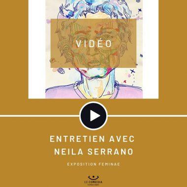 Vidéo : entretien exclusif avec Neila Serrano pour Feminae