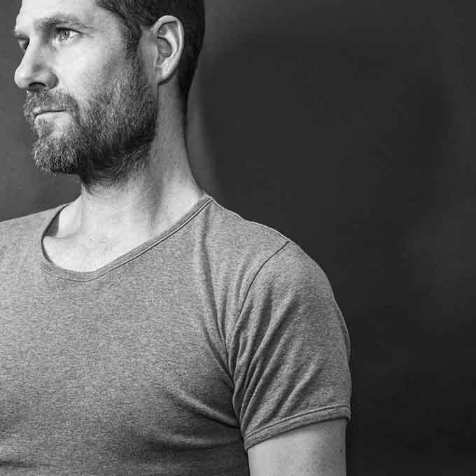 Photo - Portrait - Noir et blanc - Benjamin DEROCHE