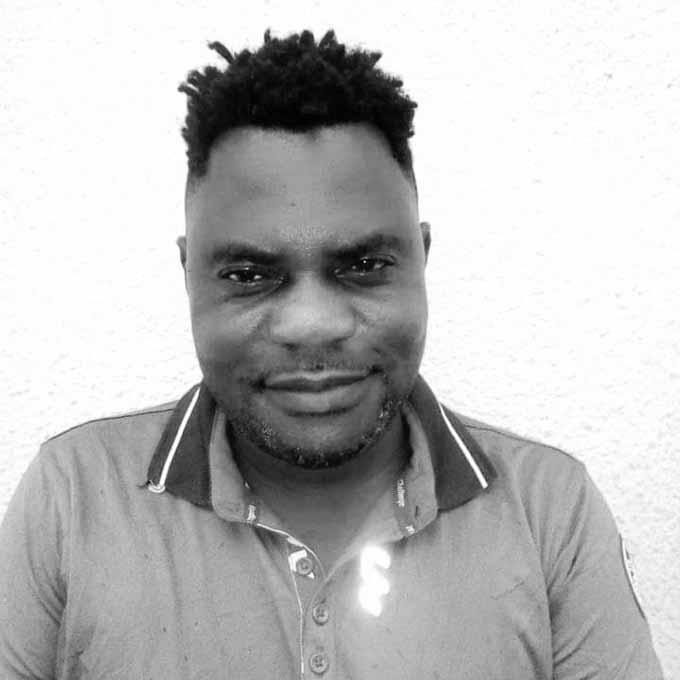 Photo - Portrait - Noir et blanc - Franklin Mbungu
