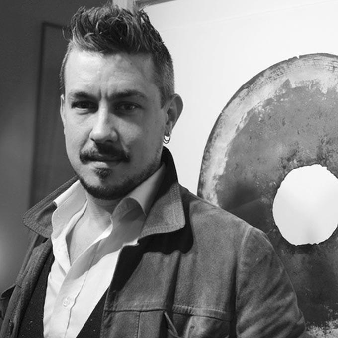 Photo - Portrait - Noir et blanc - Thomas Godin