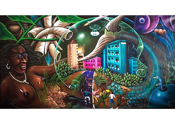 Brest. Le Comœdia, exposition Visions d'Afrique, du 15 janvier au 3 avril 2021