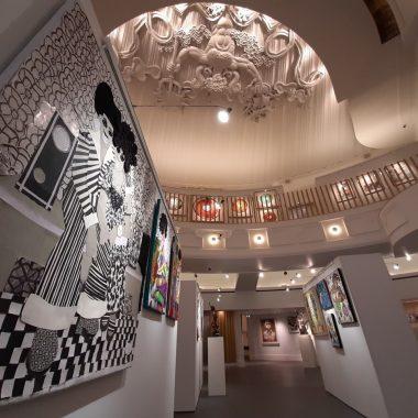 23 artistes exposent leurs Visions d'Afrique au Comœdia à Brest
