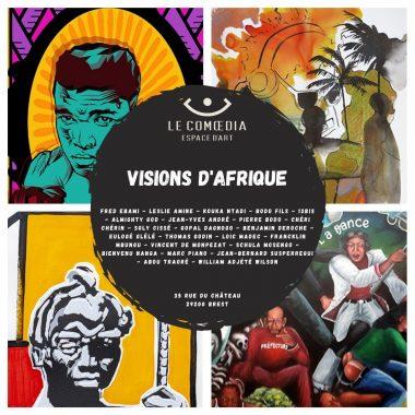 Côté Culture par France Bleue : Le Comoedia à Brest met l'art contemporain africain à l'honneur