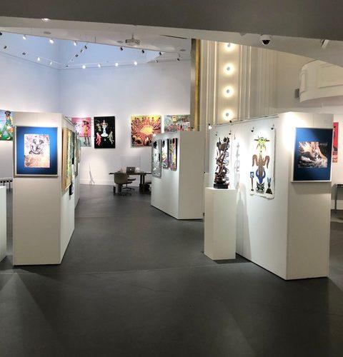 L'exposition-vente Visions d'Afrique au Comoedia : interview d'artistes