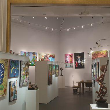 Visions d'Afrique, une expo-vente inédite dans l'antre du Comoedia à Brest