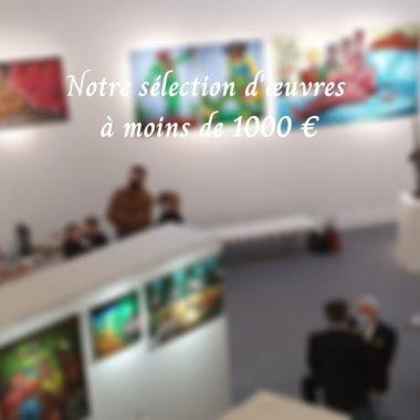 Collectionner de l'Art : ce n'est pas qu'une question de prix !
