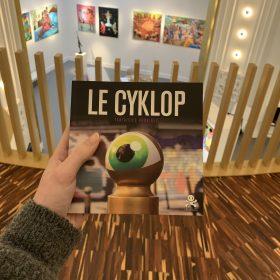 Photo livre - Le Cyklop - Cyklop - Main - Oeuvres